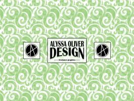 Alyssa Oliver Design by AlyOh