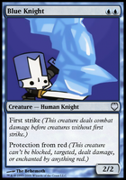 Blue Knight by tuanews