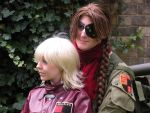 Seras and Pip Reunited by Leadmill
