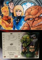 Marvel Premier Fantastic Four by KidNotorious