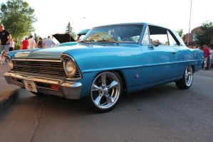 Chevy II by KyleAndTheClassics