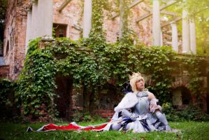 Fate: Unlimited Codes - The King by Kairisia