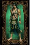 Brahmastra concept character : Lesmana by macarious