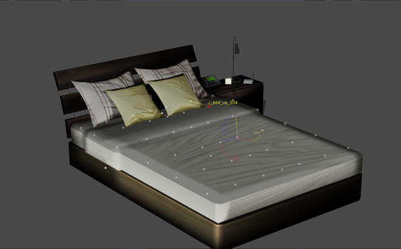 BED RIGGED by OoFiLoO