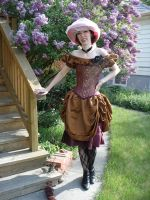 Steampunk: More or less done. by Carrieliney