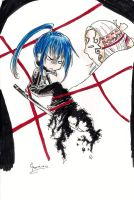 DGM Cover 2 - The Aria of the Land and... by ChocotanYuu