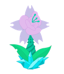 Unnamed Flower by ArianatheEchidna