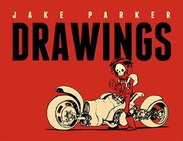 DRAWINGS Book by JakeParker