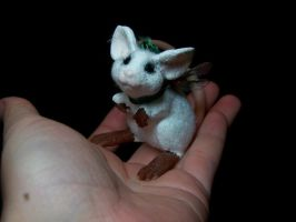 'Parsnip'  Fairy mouse by AmandaKathryn