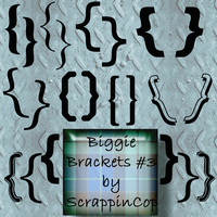 ScrappinCop Big Brackets 3 by debh945