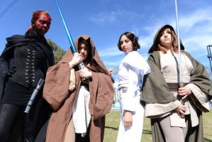 Star Wars group by florbarrios