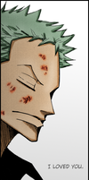 Zoro coloring, SOYS vol.2 (4) by AnnaHiwatari