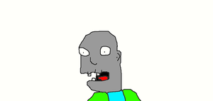 Zombie Simpsons Style by Simpsonsfanatic33