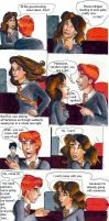 You are a girl- GoF comic by bachel60