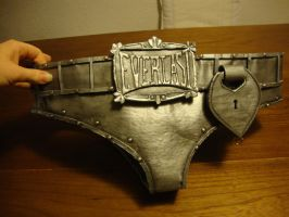 Maid Marian chastity belt by CrichyRulz