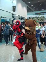 Pedobear likes Wade by PirateNikki