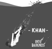Khan - Sinking Into Darkness by botanycameos
