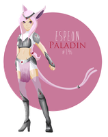 RPG Eeveelutions - Espeon by Half-Pint-Hero