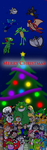 Merry Christmas 2016 by BluebottleFlyer