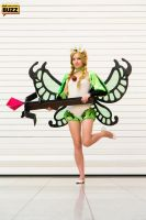 Mercedes - Odin Sphere by Paper-Cube