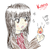 3. Kano by Marthnely-chan