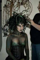 Medusa behind the scenes 1 by Zathros