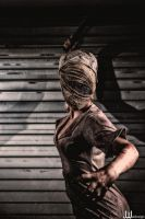 Silent Hill Nurse by JwaiDesign
