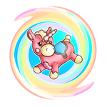 Balloonicorn by RadiantGradient
