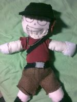 My Scout plushie by Hukkis