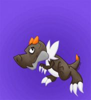 Tyrunt by bugbyte