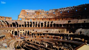 Colosseus by Imakc