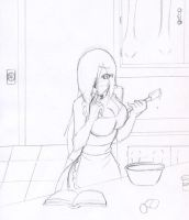 Nexi Cooking -wip?- by EmpressOfDestruction