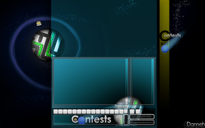 xat Contests Background -Contest Entry- by The-TrueRedDevil