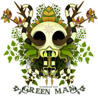 Green Man by liransz
