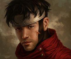 Wiccan Portrait by NickRoblesArt