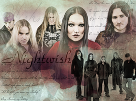 Nightwish by Gwedair