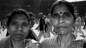 New delhi women 5 India by jennystokes