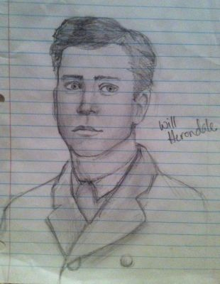 Will Herondale by godessofsarcasm