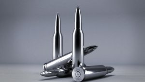 Chrome Bullets by shan3990
