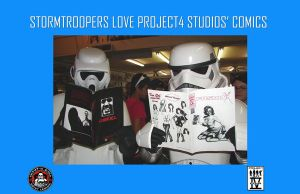 What the Empire reads... by project4studios