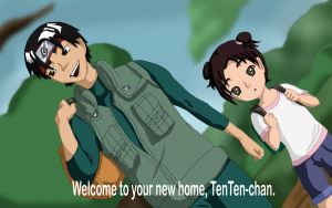 Welcome Home by ode2sokka