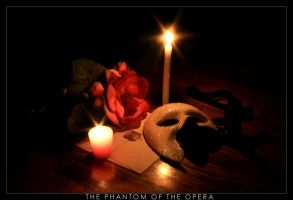 The Phantom of the Opera by saki-jr