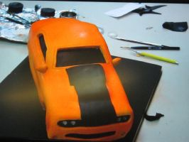 Car Cake by CAGnj