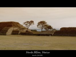 Monte Alban by snoopersen