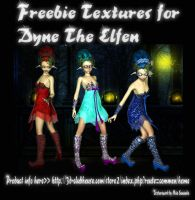 Freebie Textures for Dyne by Avia-Sunanda