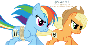AppleDash Race by Cool-Rainbow-Dash