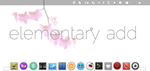 elementary add icons by KanoRUS