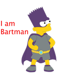 I am Bartman by JuniorGustabo
