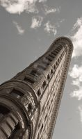 Flatiron Building by TheBirdsFeathers