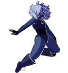 AT: Benitoite by Linkerbell